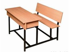 Student Desk & Chair For Classes