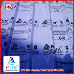 Profile Polycarbonate Sheet