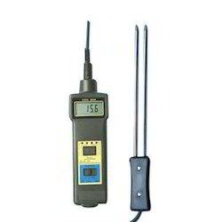 Mextech Brand Grain Moisture Meter Model No-MC-7821