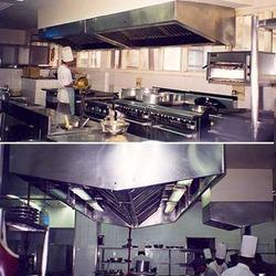 Exhaust Hoods Installation