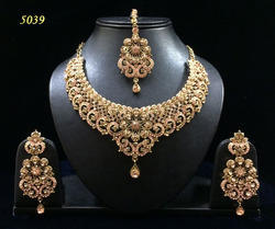 Heavy Designer Necklace Sets