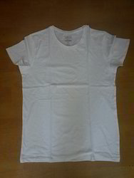 Gents Cotton Round Neck T Shirt