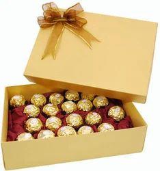 Chocolade gift box