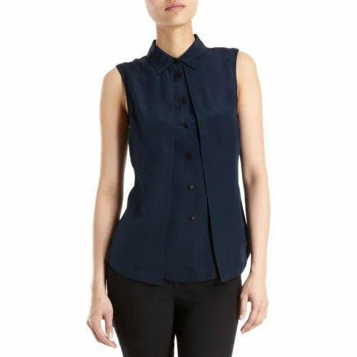 womens black shirts amp blouses next uk - 500×500