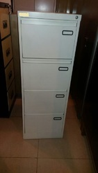 Filing Cabinet Powder Coated