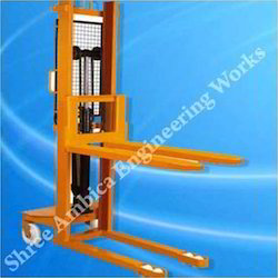 Manual Hydraulic Hand Stackers