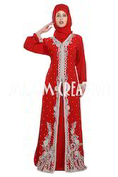 Dubai Kaftan Nikkah Dress