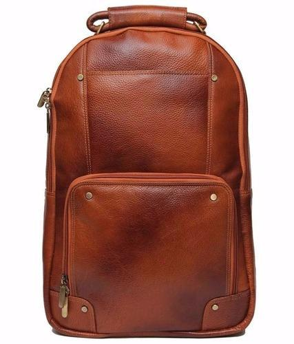 3345c8b66e Business Men Leather Laptop Bag New In Tan Color at Rs 5790  unit(s ...