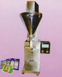 Double Head Semi Automatic Powder Filling Machine