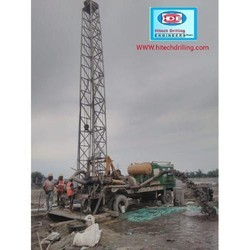 Installation Of Borewell