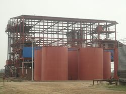 Palm Oil Refining Plant