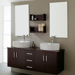 Wooden Bathroom Cabinet At Best Price In India