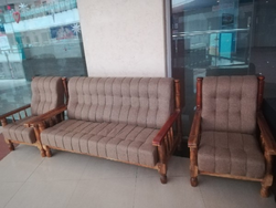 Wooden Sofa Set In Kochi Kerala Wooden Sofa Set Lakdi