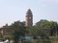 Madras UniversityTower Clocks