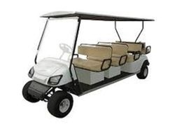 Electric Utility Motor Car