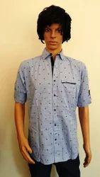 Men Cotton Readymade Shirts