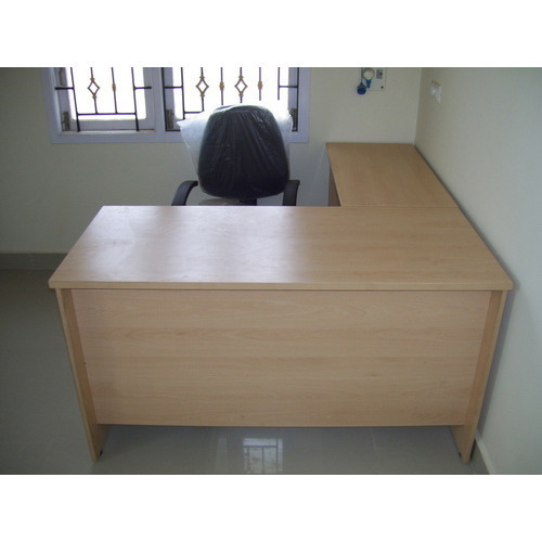l shaped office table. L Shaped Office Table IndiaMART
