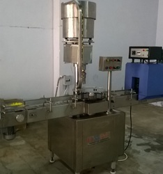 Automatic One Head Screw Capping Machine