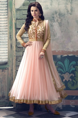 Light Pink Girls Party Wear Suits At Rs 715 Piece S Ladies Party