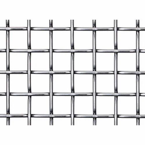 Galvanized Square Wire Mesh at Rs 80 /kilogram(s)   Galvanized Wire ...