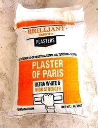 prospective market of plaster of paris