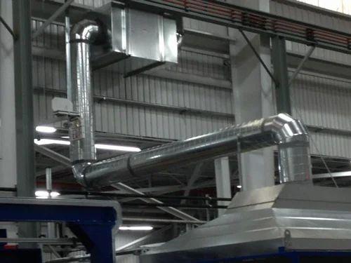 Hood Ducting Heat Exhaust System Sk Kitchen Exhaust