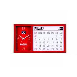 Calendar Table Clock