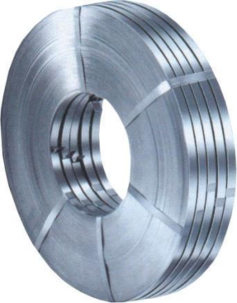 Cold Rolled Steel Strips - Steel Strips Manufacturer from New Delhi