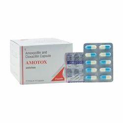 Amoxycillin and Cloxacillin Capsule