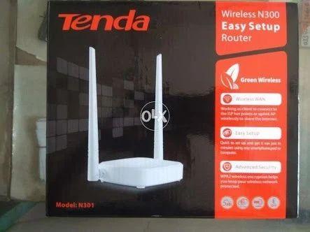 Tenda N301 Router Driver Download