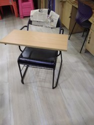 Single seating pad chair