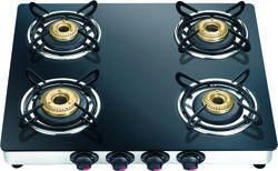 4 Burner Glass Cooktop