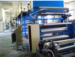 Multifunctional Tape Coating Machine