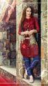 Rayon Printed Kurtis