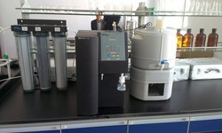Lab Water Plant