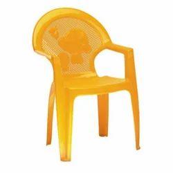 Supreme Yellow Kids Chair