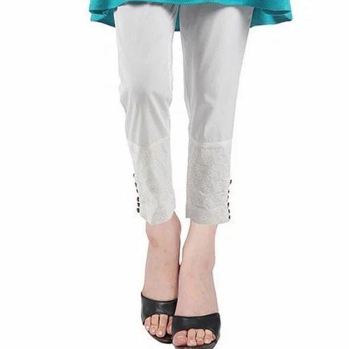 53587a3820ed08 Ladies Cigarette Pant at Rs 1500 /piece | Cigarette Pants | ID ...