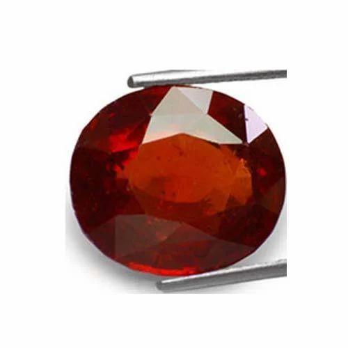 Semi Precious Garnet Stone