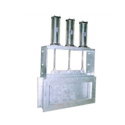 MM Despro Heavy Duty Pneumatic Cut Off Gate, Model Name/Number: Pcg-200 To Pcg-1000