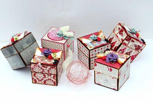 Handmade Explosion Box At Rs 999 Piece Explosion Box Handmade