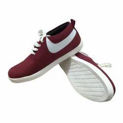 Beta Panchu Men Maroon Casual Shoes