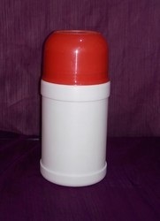 Plastic Powder Packaging Jar