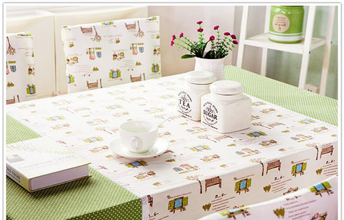 Table Cover Cotton Fabric