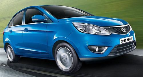 Zest Cars View Specifications Details Of Tata Car By M S Kailash