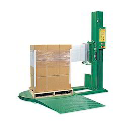 Electric Pallet Stretch Wrapping Machine