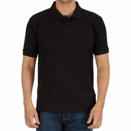5f4d15d3d832 Mens Plain T-Shirt at Rs 350 /piece | Plain Gents T-Shirts, Plain ...