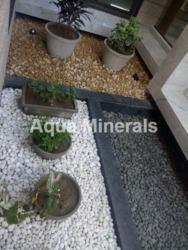 Landscaping Pebble Stones