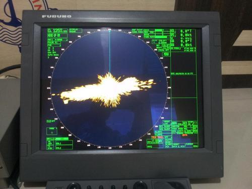 Used Marine Radar Furuno Far 2817 Arpa - Nitya Marine