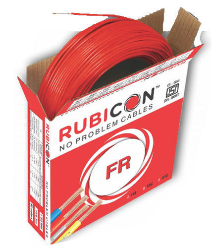 1.5 Sqmm Flexible Rubicon Cable Wire