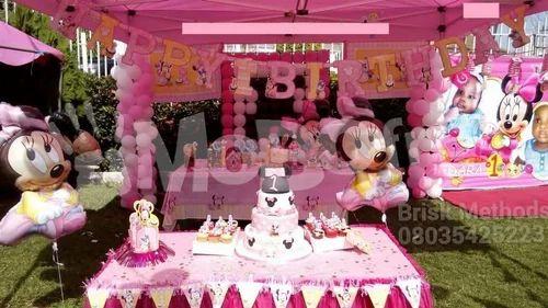 Birthday Party Event Service Birthday Decoration Services Birthday